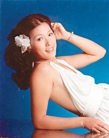 79年,著名攝影師林偉邀請黃淑儀Gigi姐做模特兒