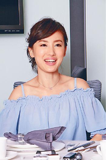 蔣家旻為求突破首拍電影便豁出去演援交妹。